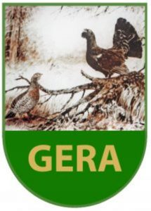 Revierhegemeister GERA Raufußhühner, Auerwild